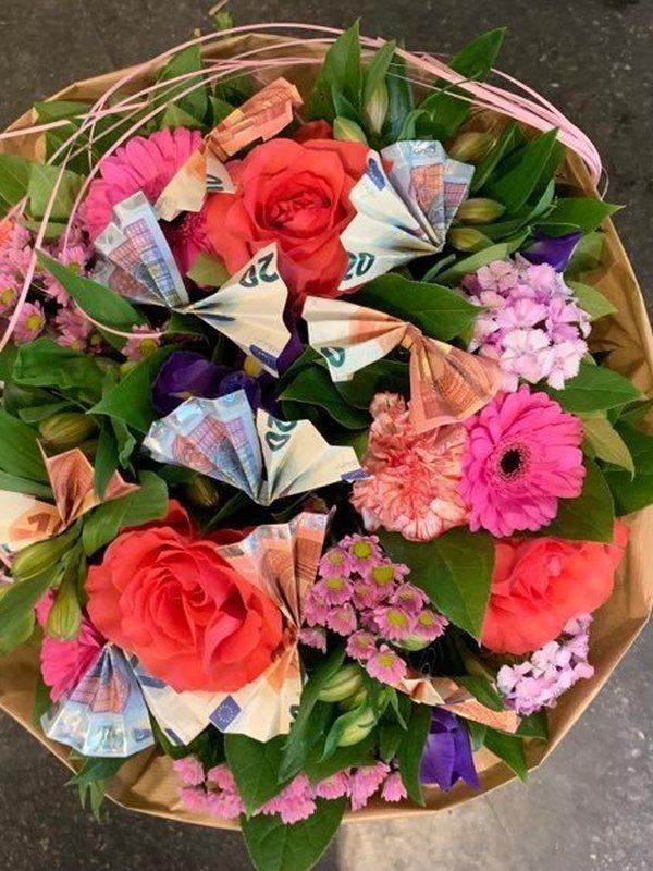 "Boeket ""Flowers of Wall Street"""